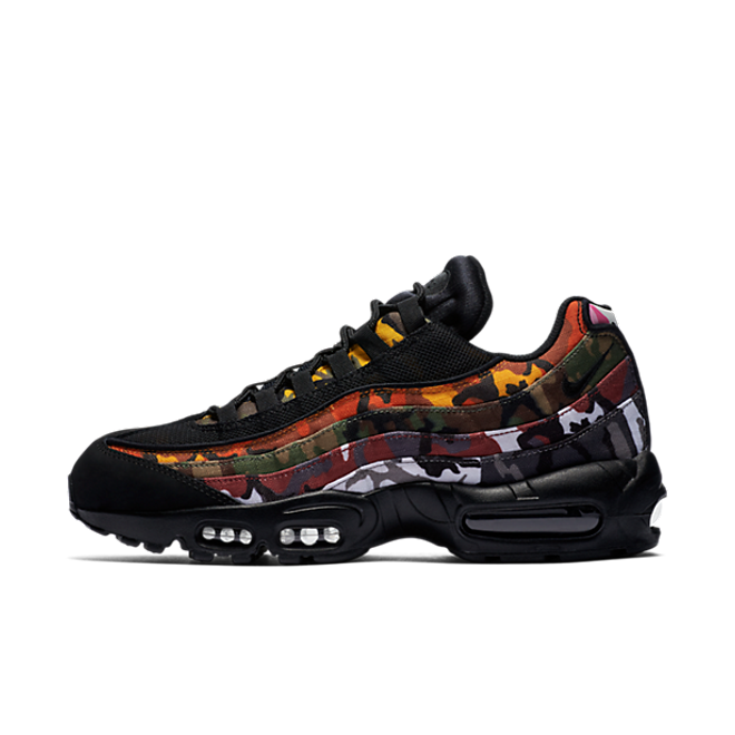 Nike Air Max 95 ERDL Party Black zijaanzicht