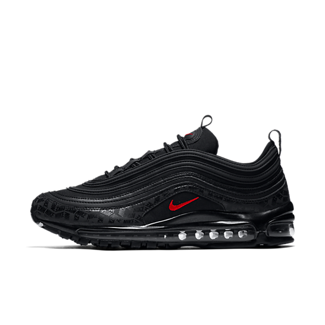 Nike Air Max 97 'Black/University Red'
