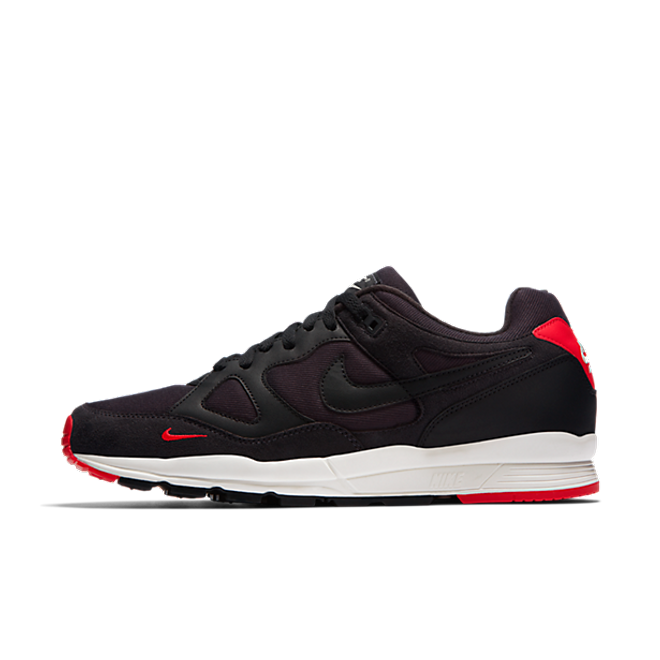 Nike Air Span II SE 'Oil Grey/Black-University Red-Sail'