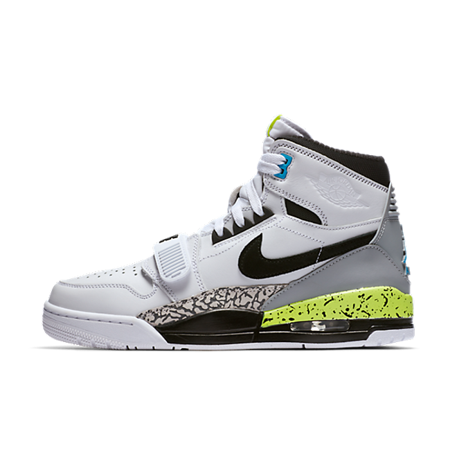 Air Jordan Legacy 312 NRG 'Billy Hoyle' zijaanzicht