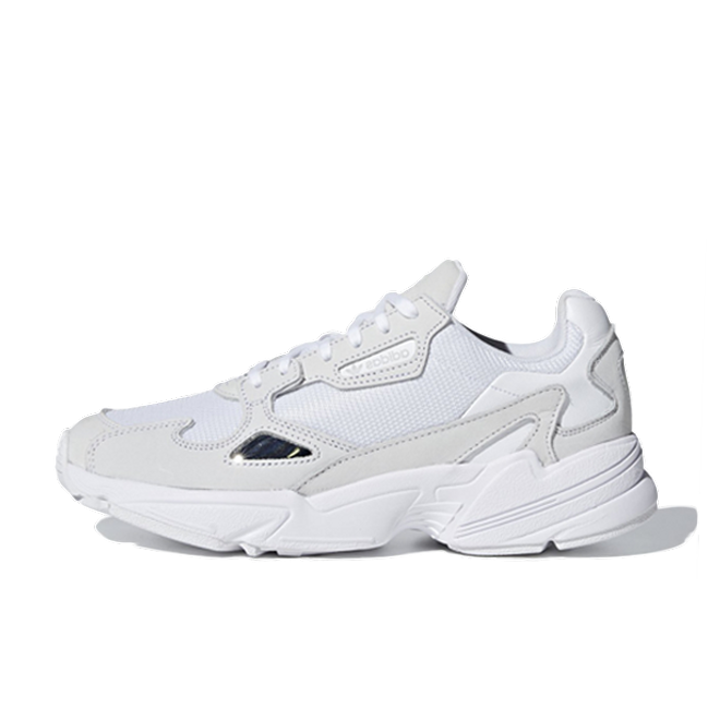 adidas Falcon 'Triple White' B28128