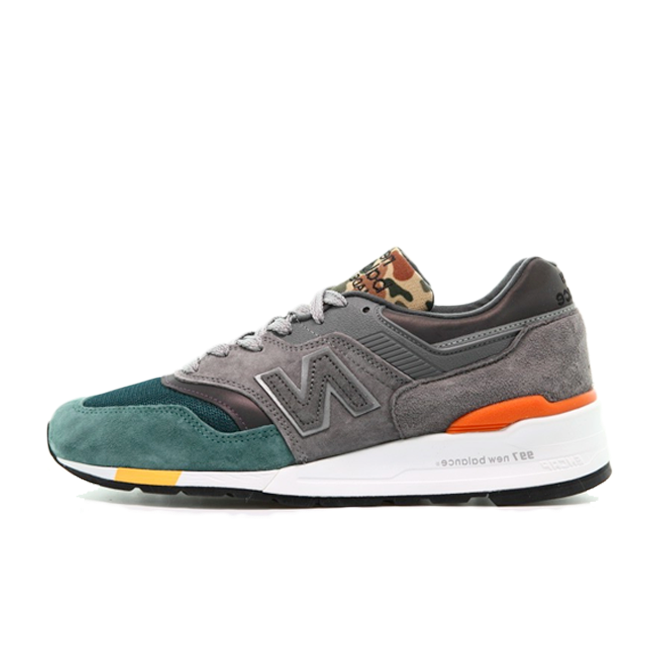 New Balance M997NM - Made in USA zijaanzicht