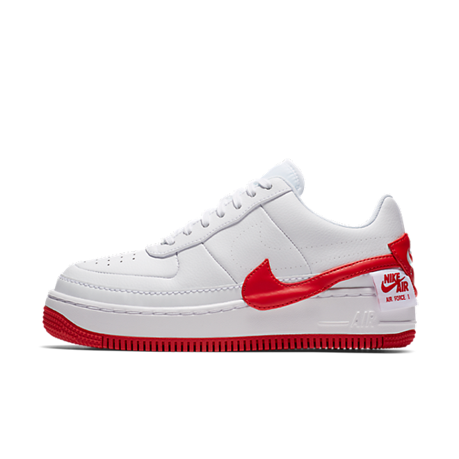 Nike Air Force 1 Jester XX 'White/University Red'