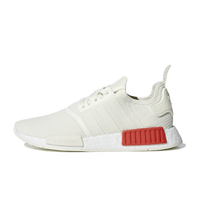 adidas NMD R1 Off White Red B37619