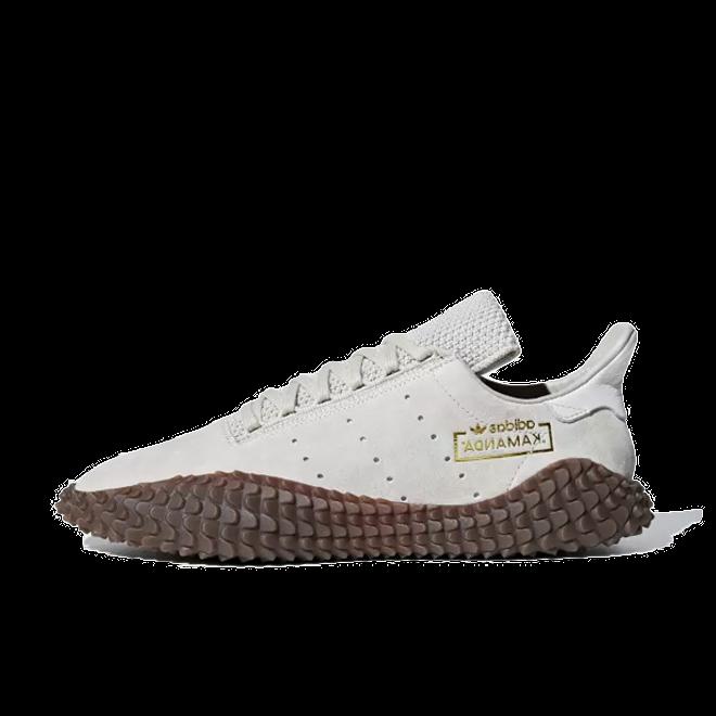 adidas Kamanda Brown Pack 'White Gum' zijaanzicht