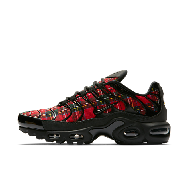nike air max plus dames zwart