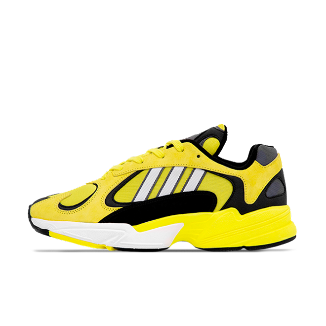 Size? X adidas Yung-1