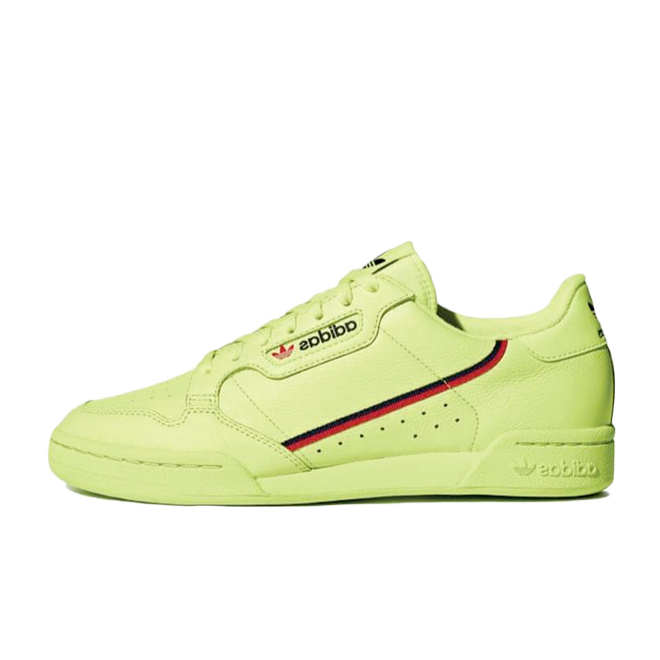 adidas Rascal Continental 'Semi Frozen Yellow'