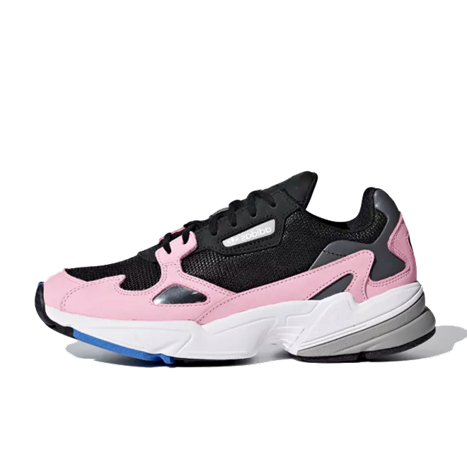 adidas Falcon W 'Core Black/Pink'
