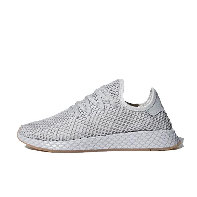adidas Deerup 'Light Grey/Gum'