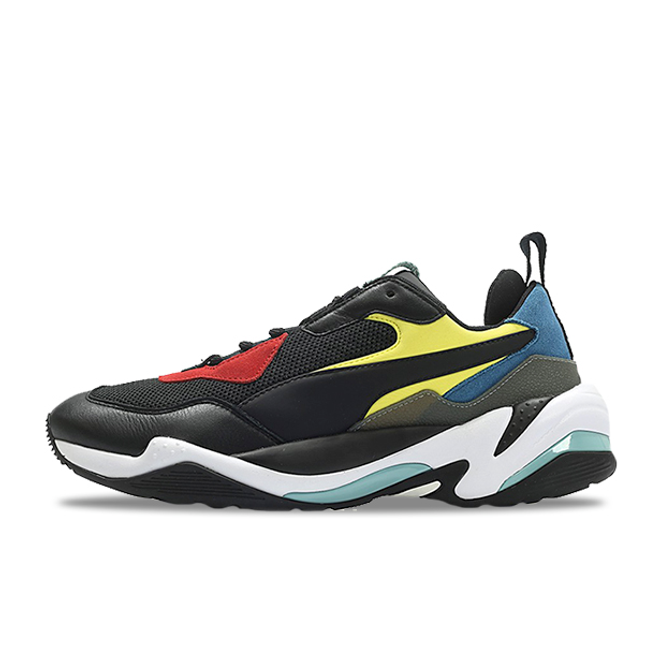 PUMA Thunder Spectra Black Multi 367516 01