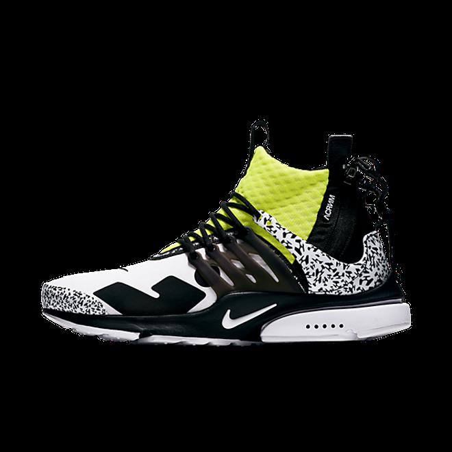 Acronym x Nike Air Presto Mid 'Dynamic Yellow'