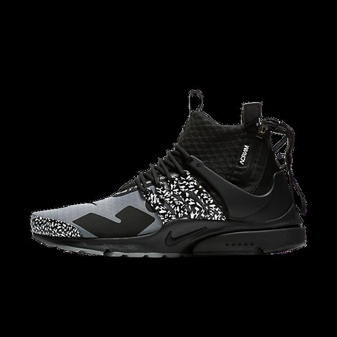 Acronym x Nike Air Presto Mid 'Cool Grey'