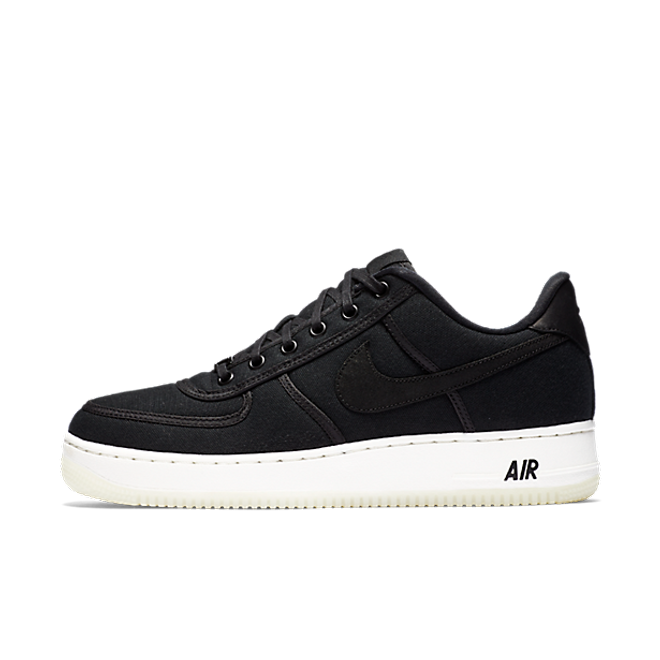 Nike Air Force 1 Low Retro QS CNVS 'Black'