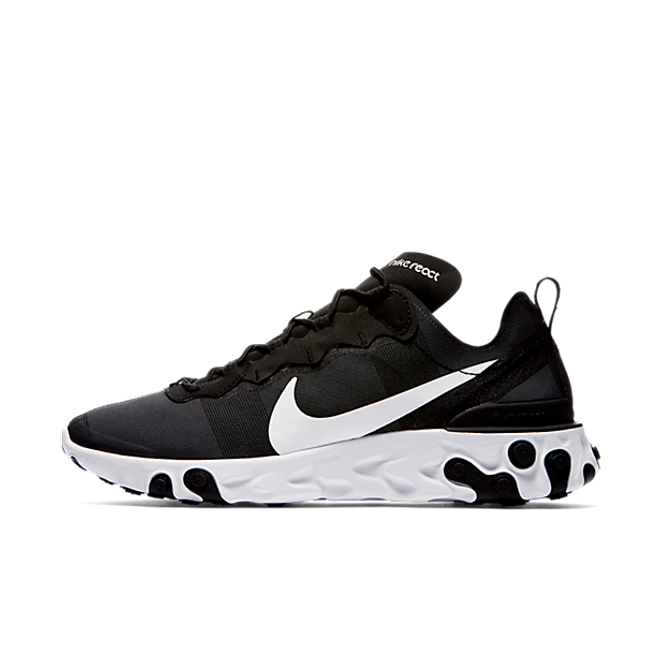 Nike React Element 55 'Black/White' BQ6166-003