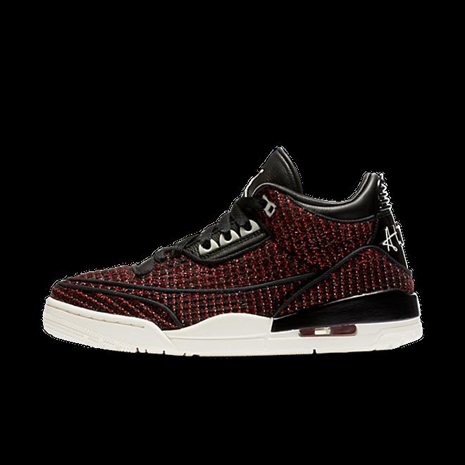 Air Jordan 3 Retro SE AWOK 'Red'