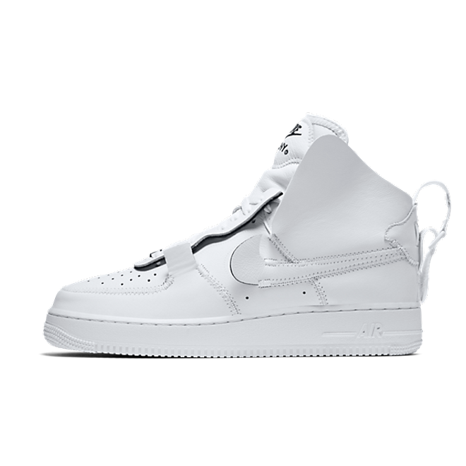 PSNY x Nike Air Force 1 High 'White'