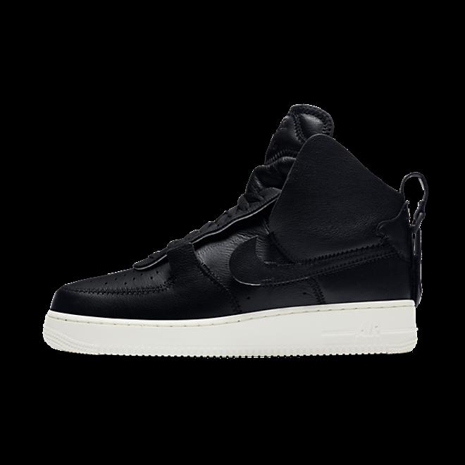PSNY x Nike Air Force 1 High 'Black' zijaanzicht
