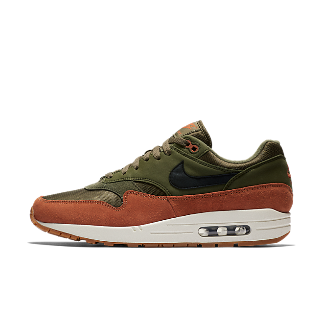 Nike Air Max 1 'Olive Canvas' | AH8145 301