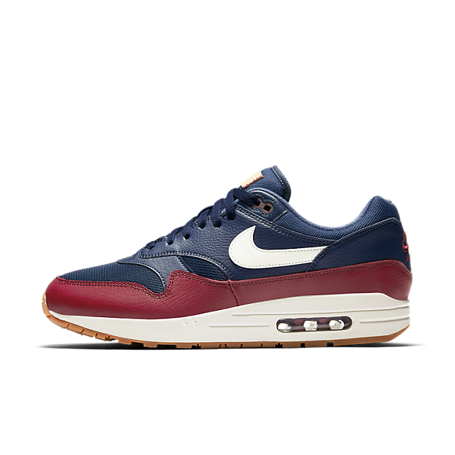 Nike Air Max 1 'Blue/Red'