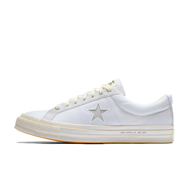 Converse WIP One Star 'White'
