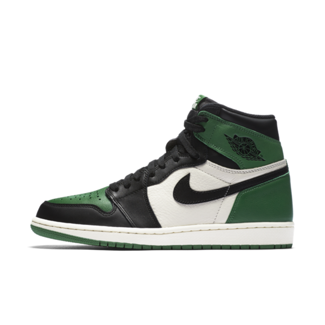 b2757d821cdd86 Air Jordan 1 Retro  Pine Green