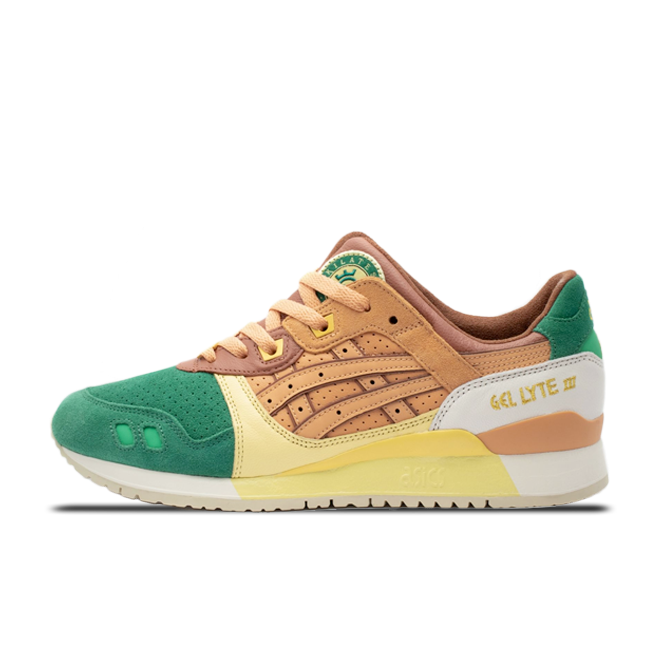 24 Kilates X Asics Gel Lyte 3 'Express'