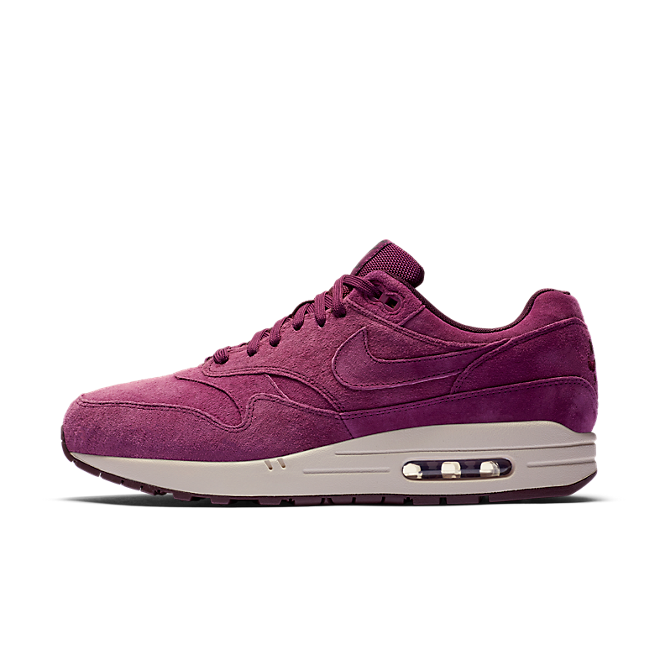 Nike Air Max 1 Premium 'Bordeaux'