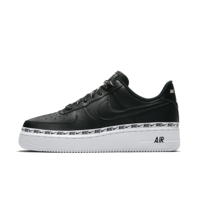 Nike WMNS Air Force 1 '07 Premium 'Black' | AH6827-002