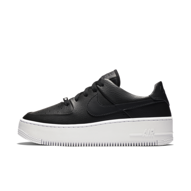 Nike WMNS Air Force 1 Sage 'Black' AR5339-002