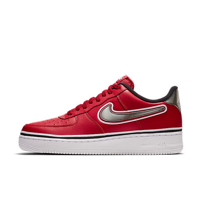 Nike Air Force 1 NBA Sport pack 'Varsity Red'