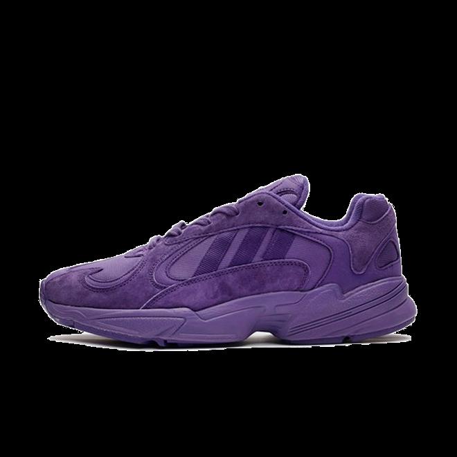 adidas Originals Yung-1 Sneakersnstuff Exclusive 'Unity Purple'