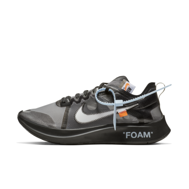Off-White Nike Zoom Fly SP 'Black'