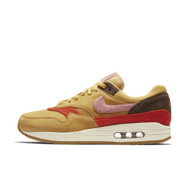 sale retailer 20373 8f413 Nike Air Max 1 Premium  Wheat ...