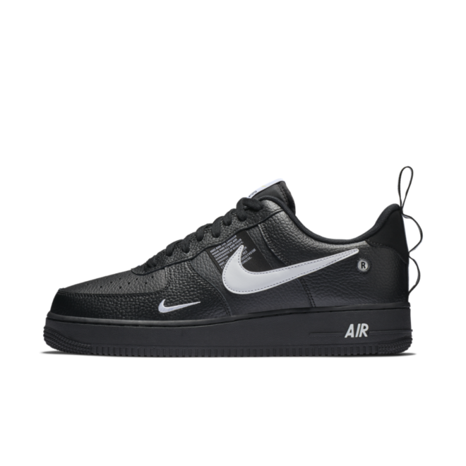 Nike Air Force 1 '07 LV8 Utility 'Black' | AJ7747-001