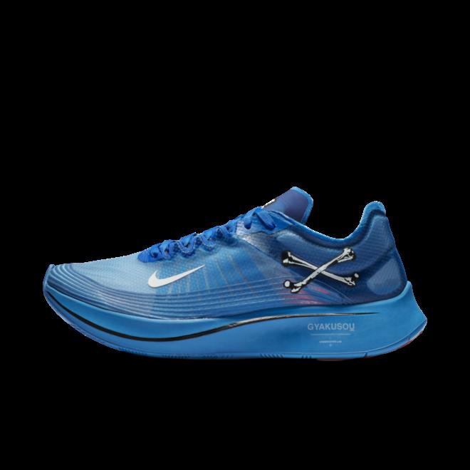 Gyakusou X Nike Zoom Fly 'Blue Nebula'