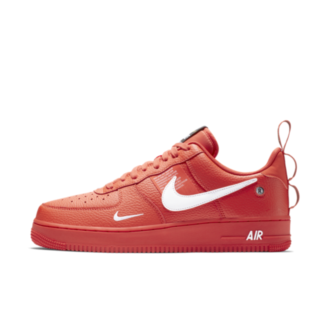 Nike Air Force 1 '07 LV8 Utility 'Team Orange' | AJ7747 800