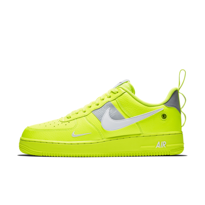 Nike Air Force 1 '07 LV8 Utility 'Volt'