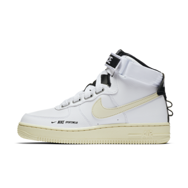 Nike Air Force 1 High Utility 'Light Cream' | AJ7311-100