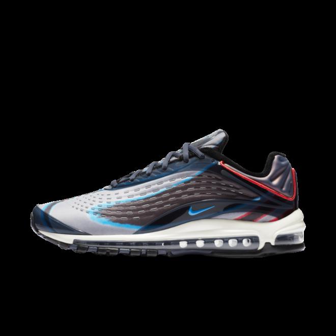 Nike Air Max Deluxe 'Thunder Blue' zijaanzicht