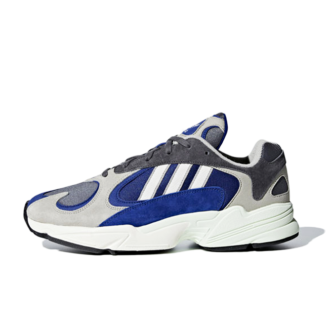 adidas Yung-1 'Grey & Blue'