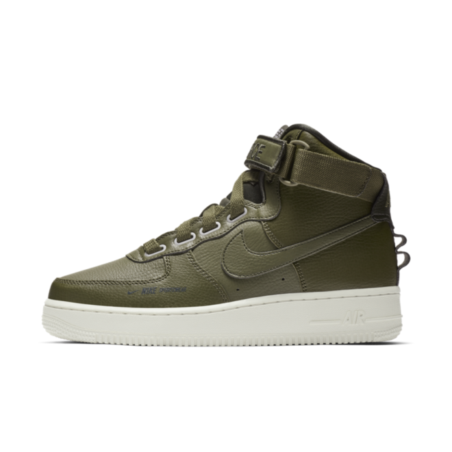 Nike WMNS Air Force 1 High Utility 'Olive Canvas'