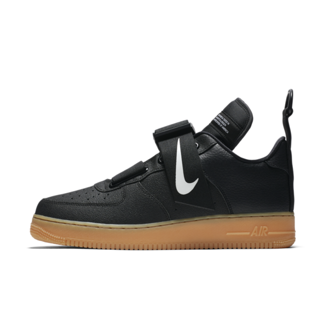 Nike Air Force 1 Utility 'Black'
