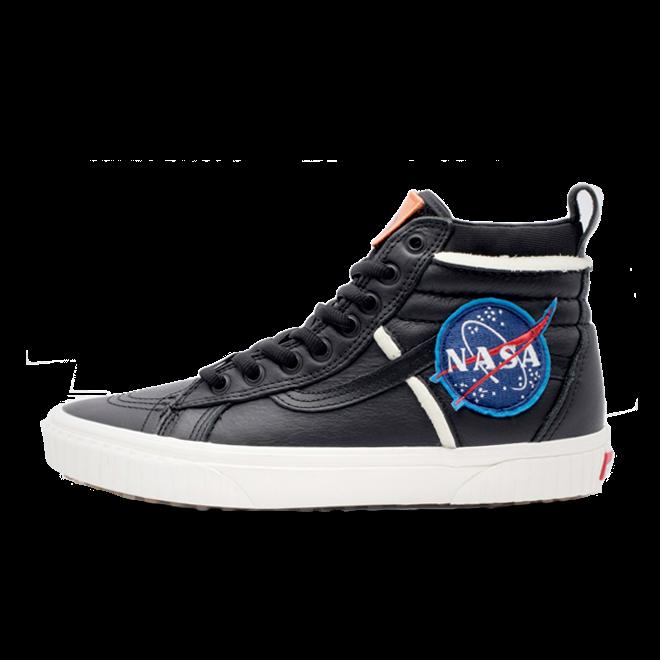 NASA X Vans Sk8-Hi MTE 'Black'