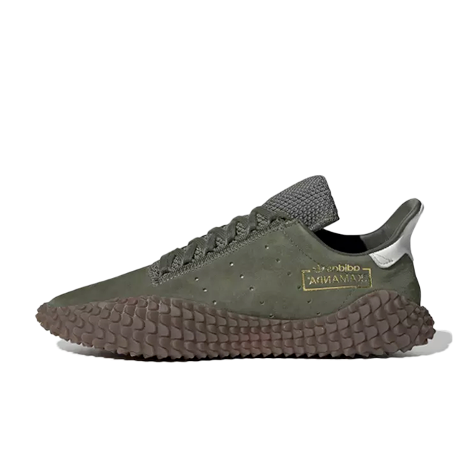 adidas Originals Kamanda 'Base Green' zijaanzicht