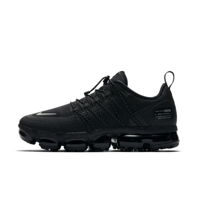 Nike Air VaporMax Run Utility 'Triple Black'