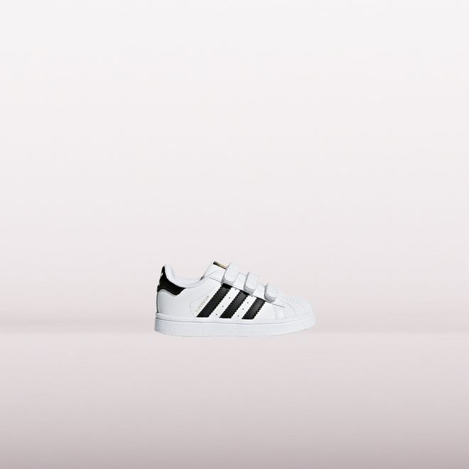 adidas Superstar CF Black Kids BZ0418