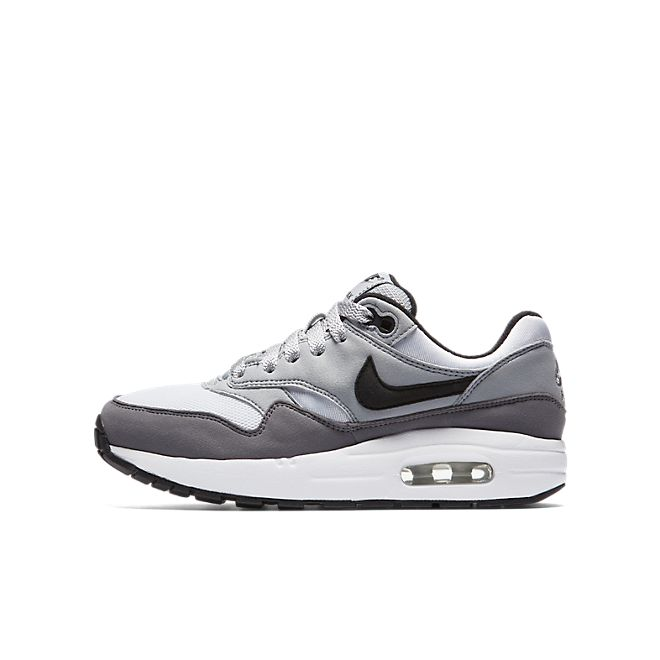 Nike Air Max 1 GS Wolf Grey/ Gun Smoke