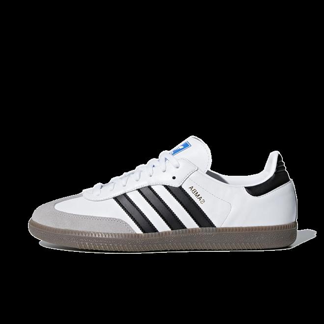 adidas Samba OG White/ Black