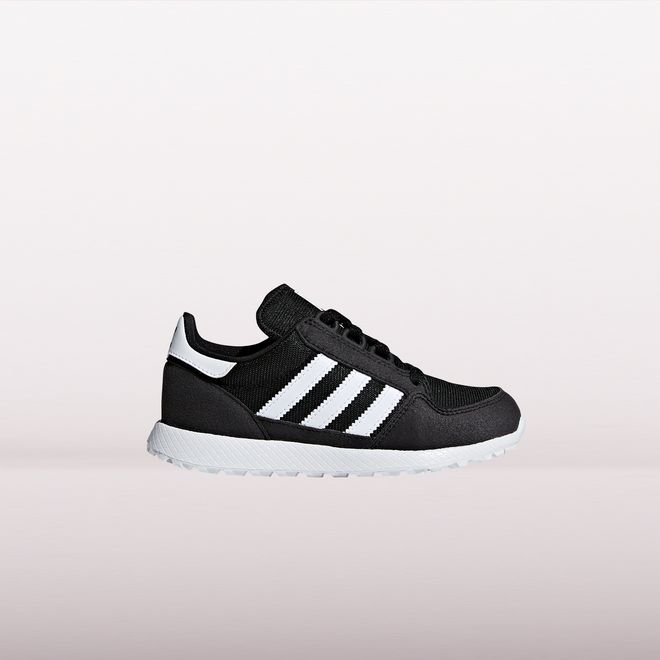 adidas Forest Grove Black/ White Kids